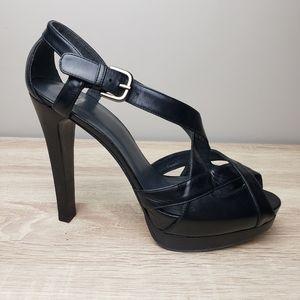 Stuart Weitzman Platform Heel Sandals size 8.5